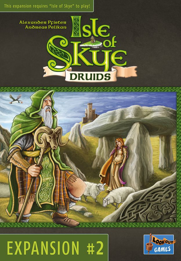 Isle Of Skye Druids Expansion - Lookout Games