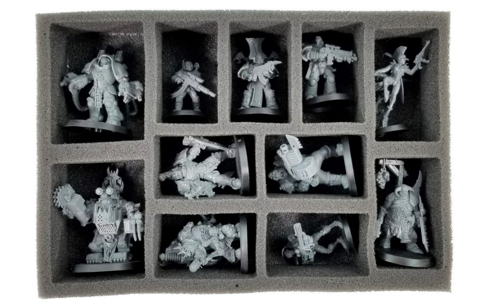 Kill Team Foam #1 - Battle Foam