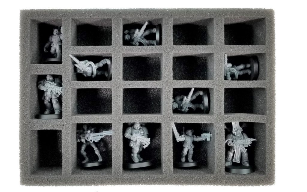 Kill Team Foam #2 - Battle Foam
