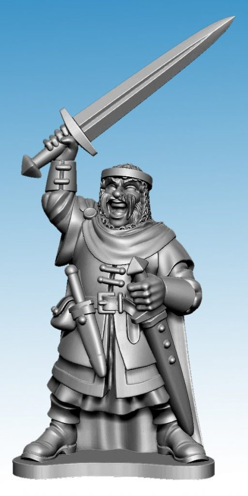 King Gouththas Hammer of the Dwarves - North Star
