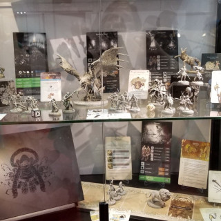 Gribbly GenCon Goings On At Kingdom Death's Stand [Comment To Win!]