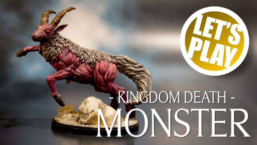Let's Play: Kingdom Death: Monster - Year Fifteen