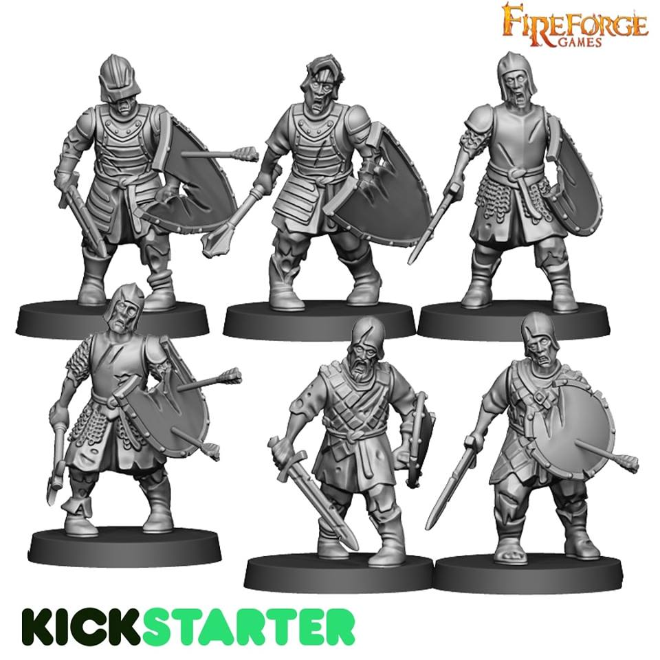 Living Dead Soldiers - FireForge Games