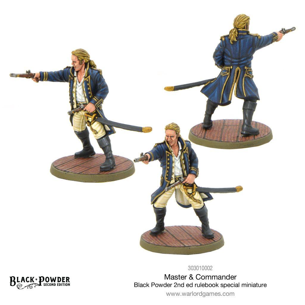Master & Commander - Warlord Games