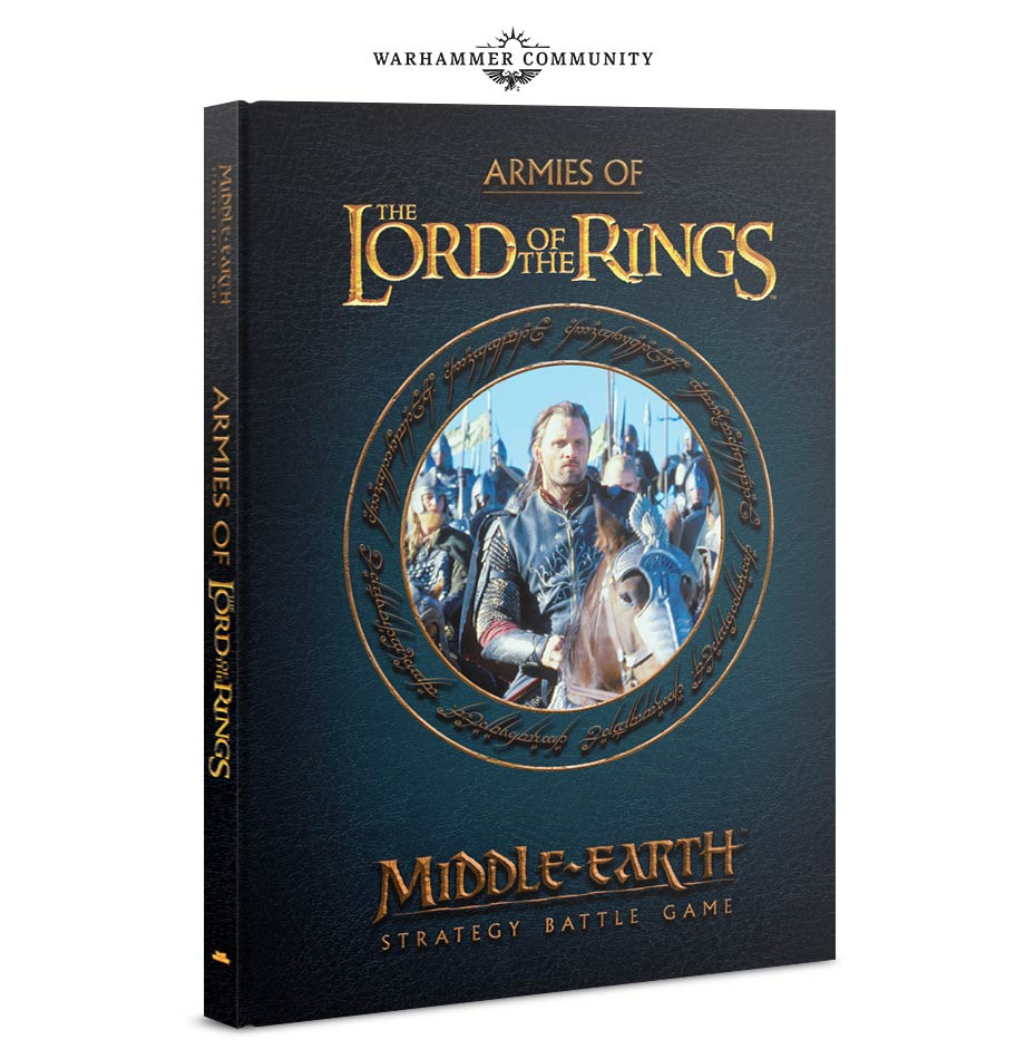 Middle-earth Armies Of Lord Of The Rings - Games Workshop
