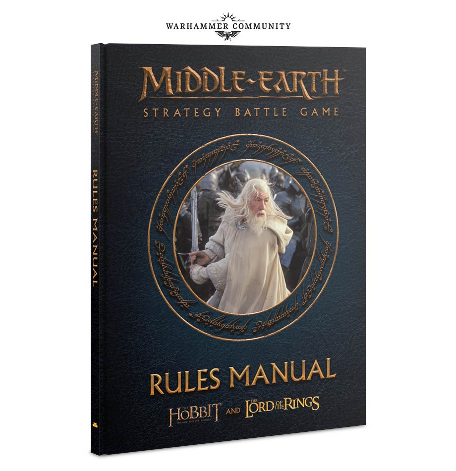 Middle-earth Rules Manual - Games Workshop