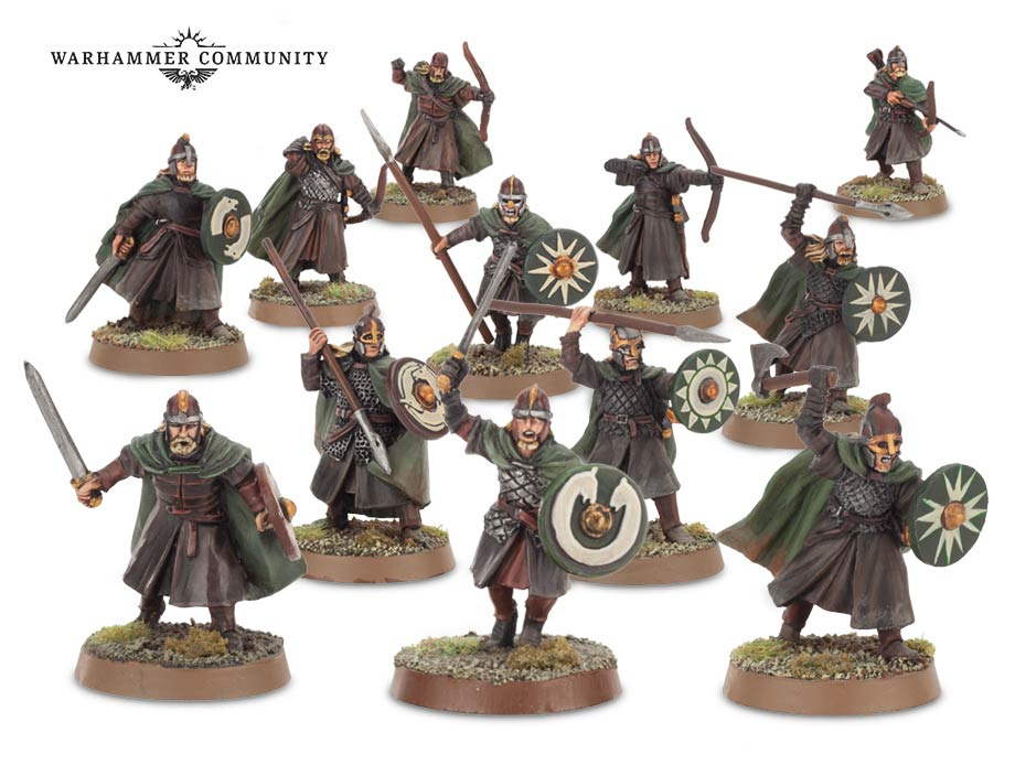 Middle-earth Warriors Of Rohan - Games Workshop