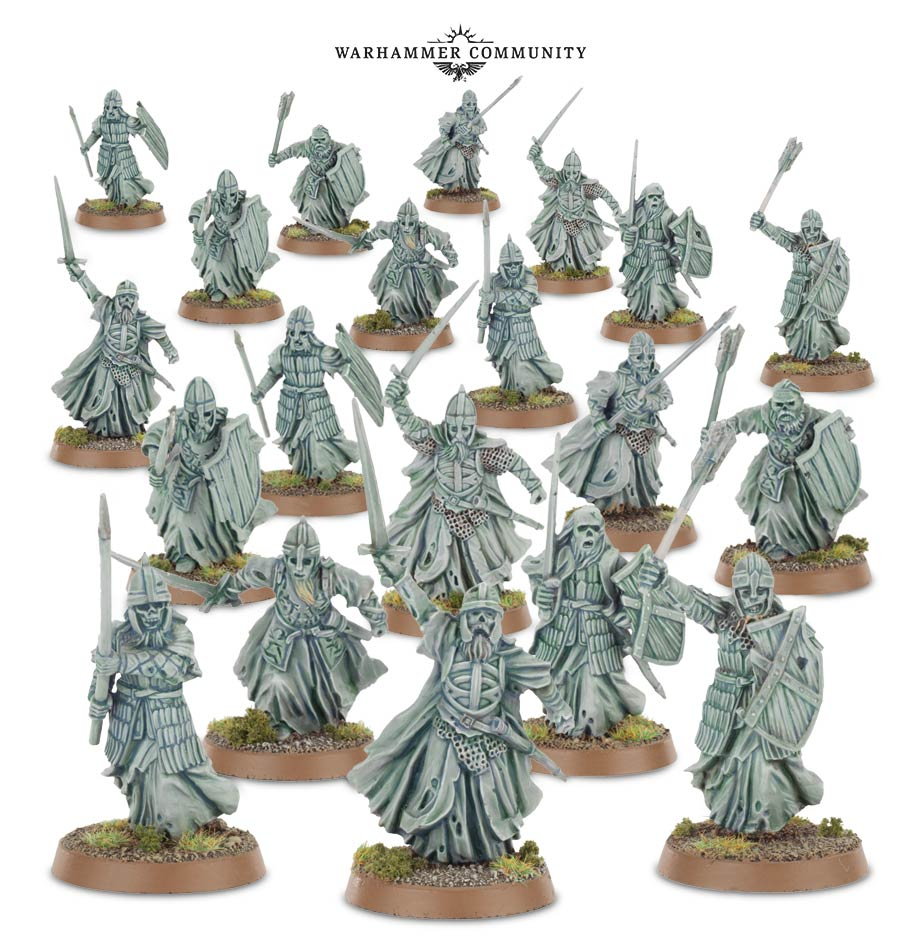 Middle-earth Warriors Of The Dead - Games Workshop