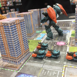 Privateer Press Shows Off Monsterpocalypse {Comment to Win}