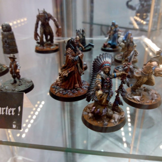 Mythic Show Off The Minis For Solomon Kane and Reich Busters
