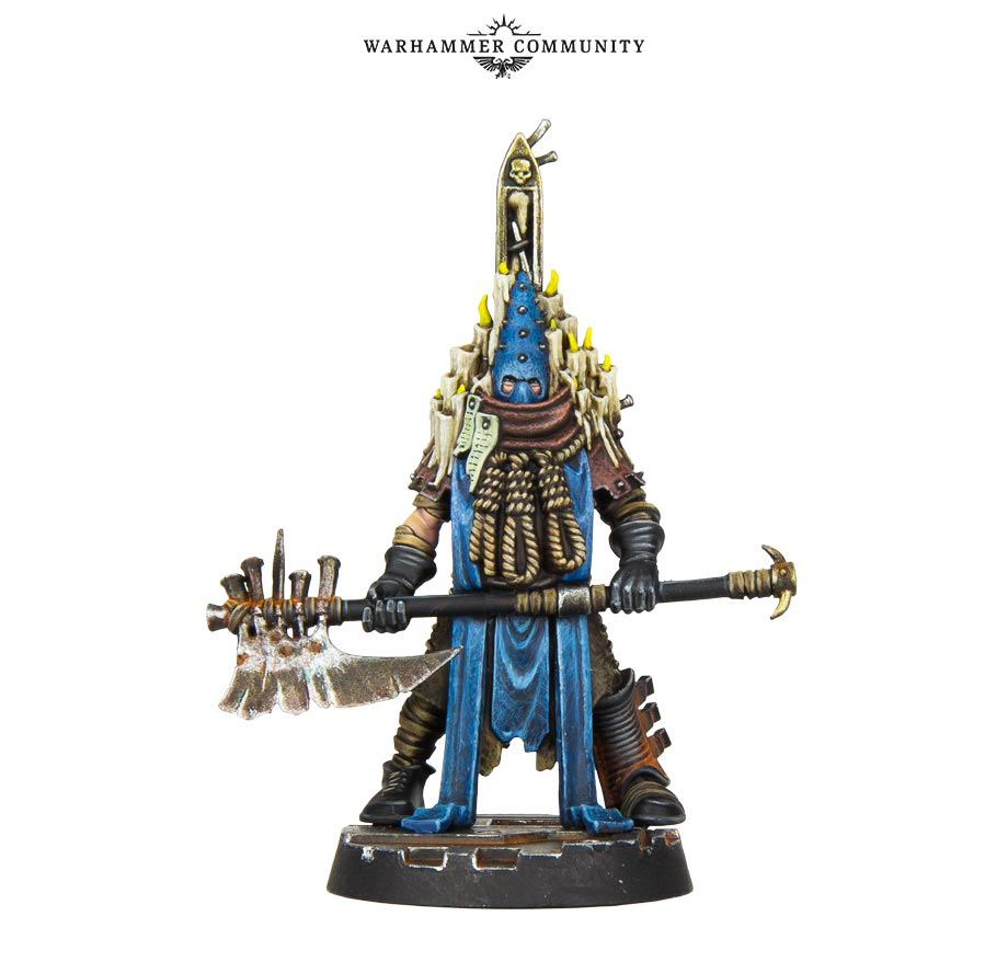 Necromunda Cawdor Executioner - Games Workshop