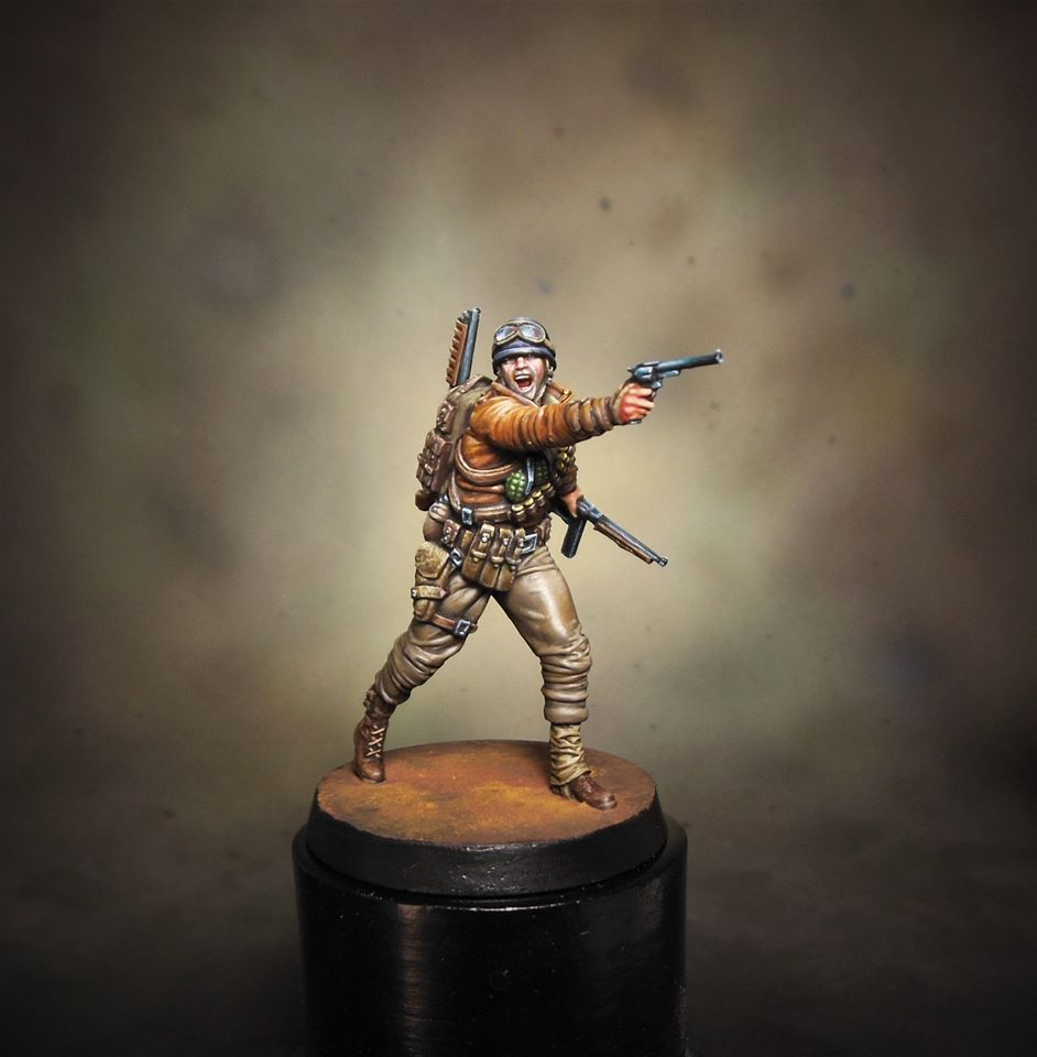 Reich Busters Miniatures #2 - Mythic Games