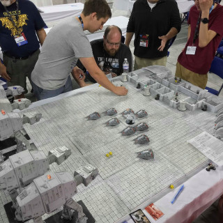 The Force is Strong at GenCon