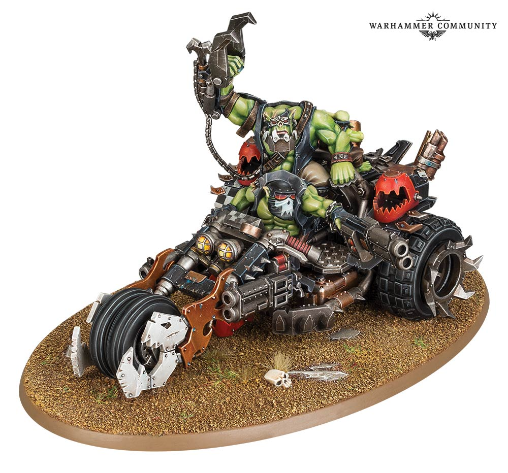 Speed Freeks Buggy - Games Workshop