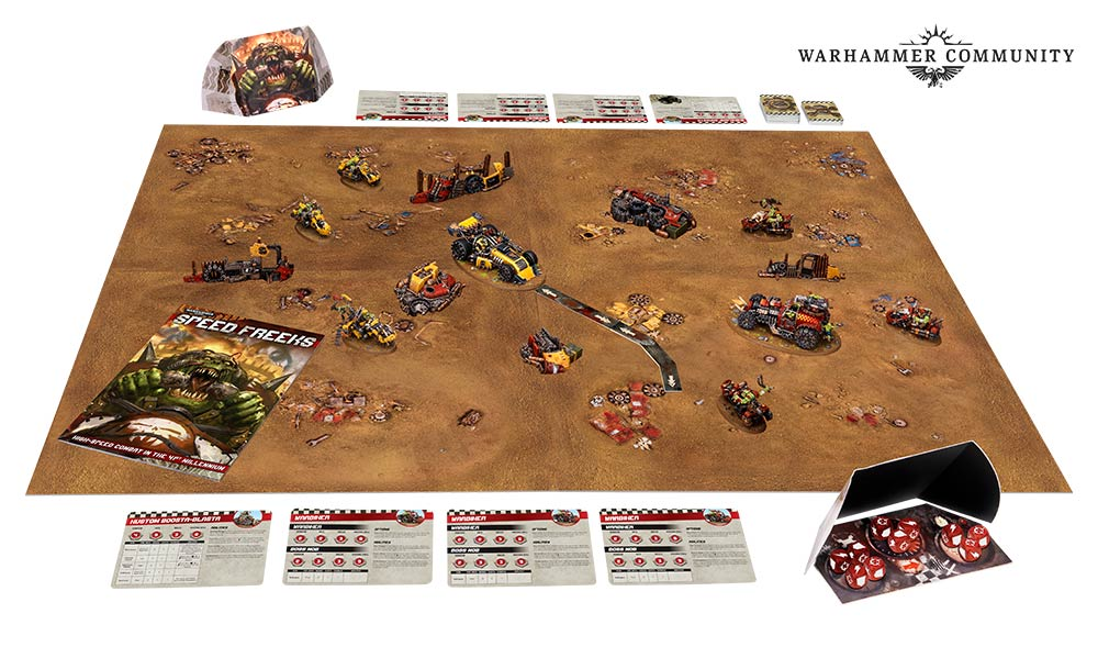 Speed Freeks - Games Workshop