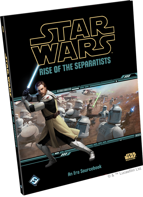 Star Wars Edge Of The Empire Rise Of The Separatists - FFG