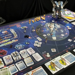 Strange Machines Layout Their Robotech Games