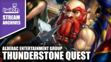 Stream Archives: Dungeon Delving with Thunderstone Quest
