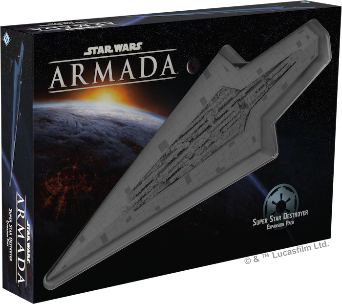 Super Star Destroyer - Star Wars Armada