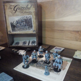 Miniatures and Games Galore On Show From CMON