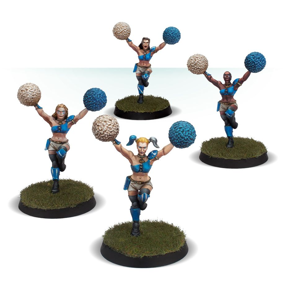 The Reaverettes - Blood Bowl