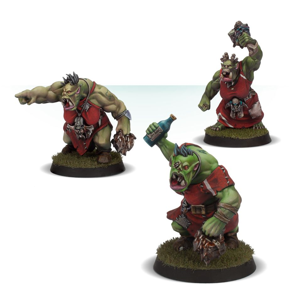 The Waaaghs! - Blood Bowl