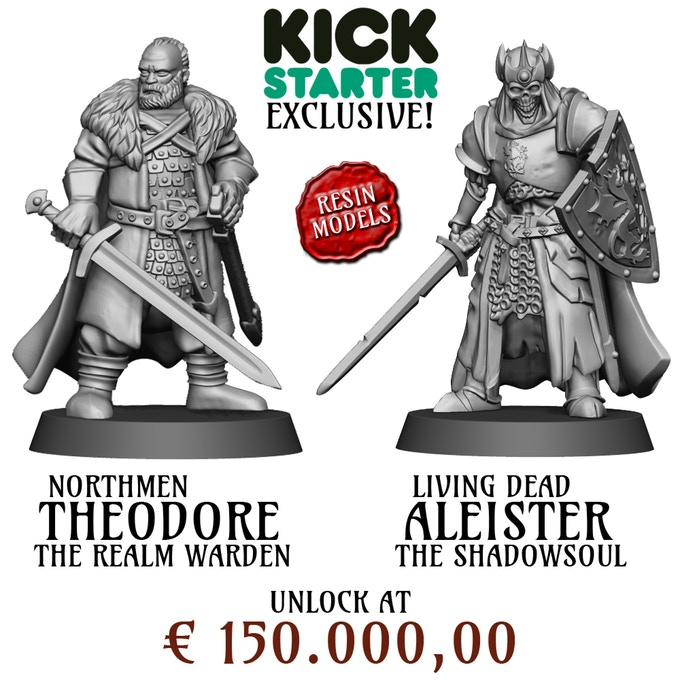 Theodore & Aleister - Fireforge Games