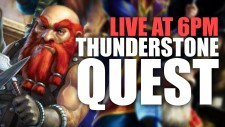 Thunderstone Quest Livestream 6pm BST