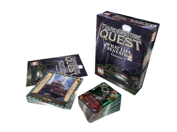 Thunderstone Quest What Lies Beneath - AEG