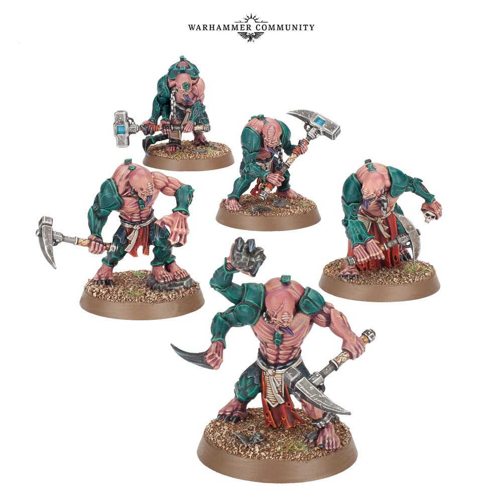 Tooth & Claw Abberants - Games Workshop