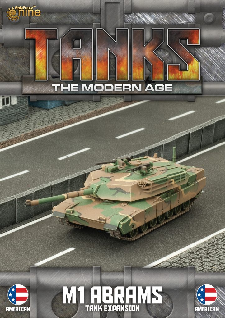 US Abrams - Tanks Modern