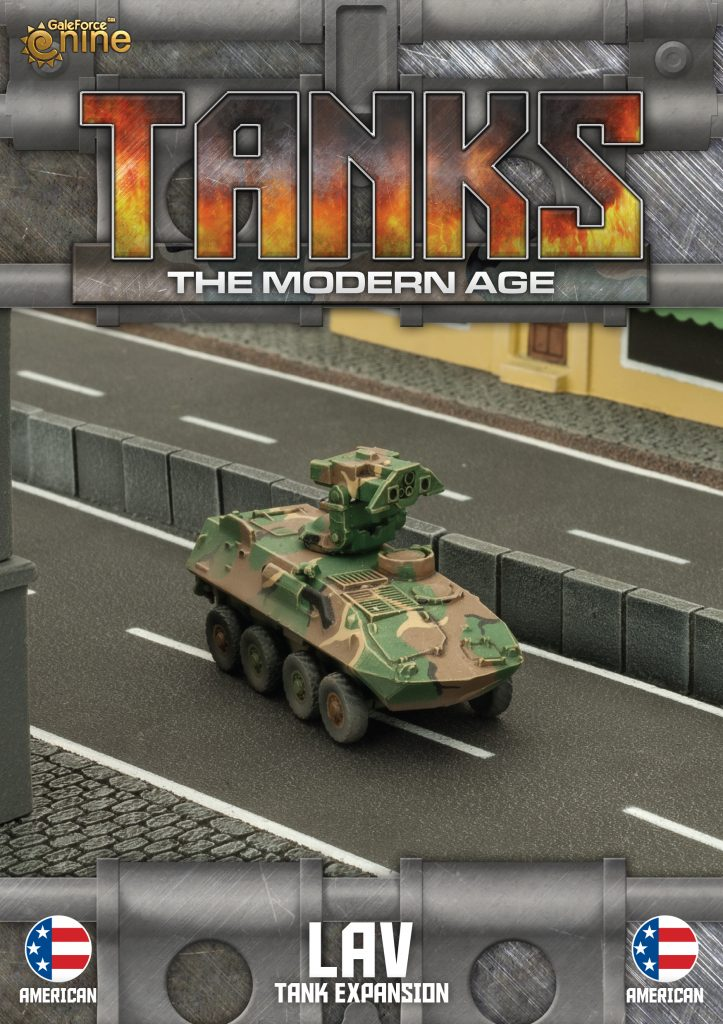 US LAV -Tanks Modern