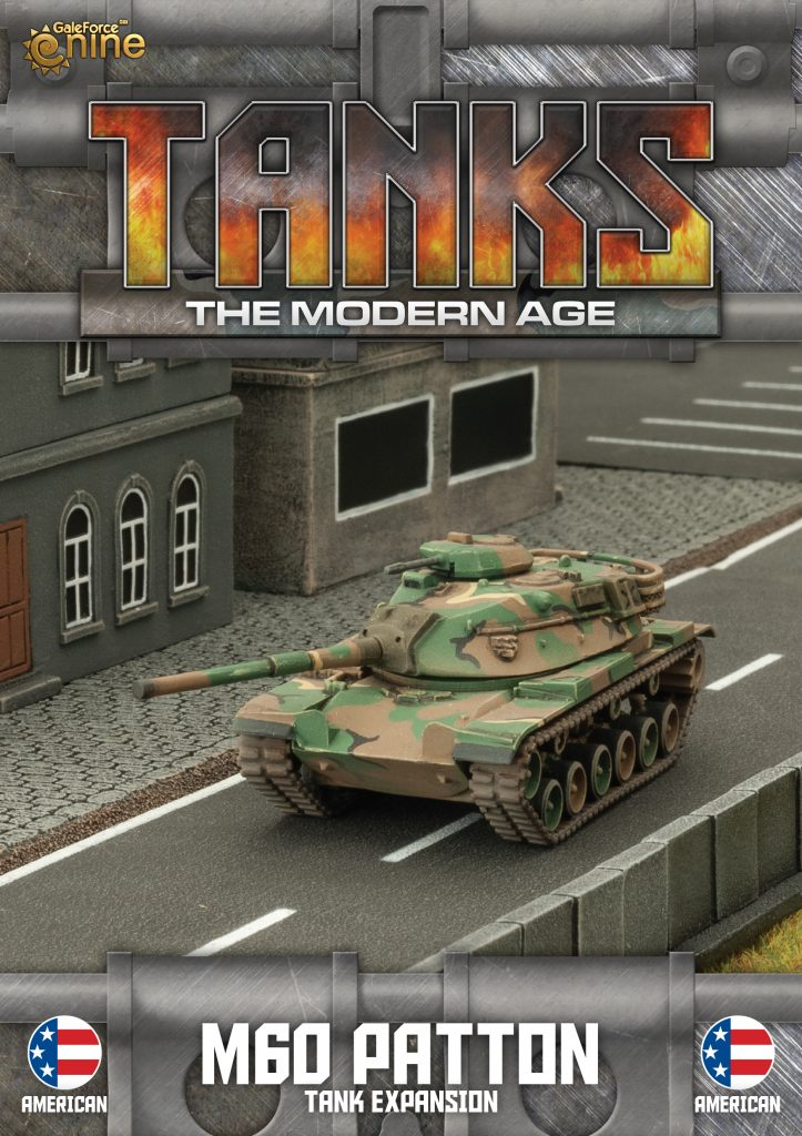US Patton - Tanks Modern