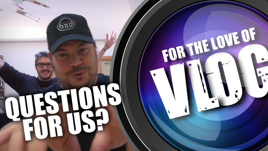 Vlog: Ask Us Anything!