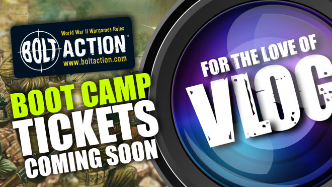 VLOG: Bolt Action Boot Camp Tickets Coming Soon!