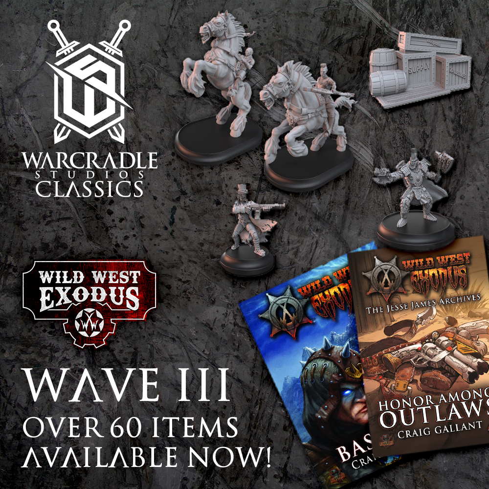 Warcradle Classics Wild West Exodus