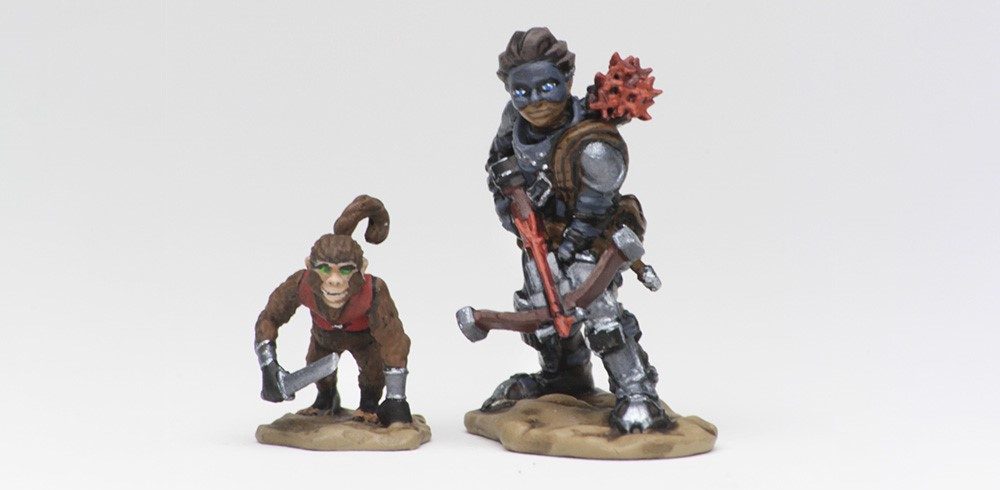 Wardlings Boy Rogue - WizKids