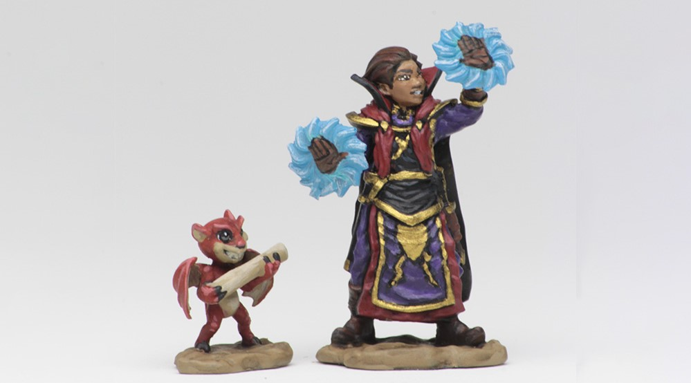 Wardlings Boy Wizard - WizKids