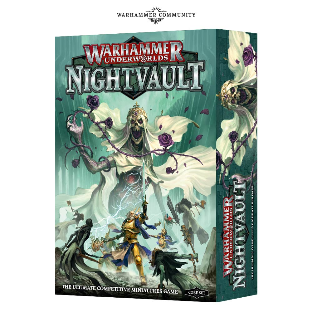 Warhammer Underworlds Nightvault - Games Workshop