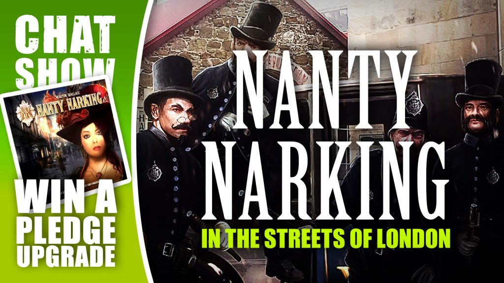 Weekender: Unboxing The Edge Dawnfall & Nanty Narking In The Streets Of London!