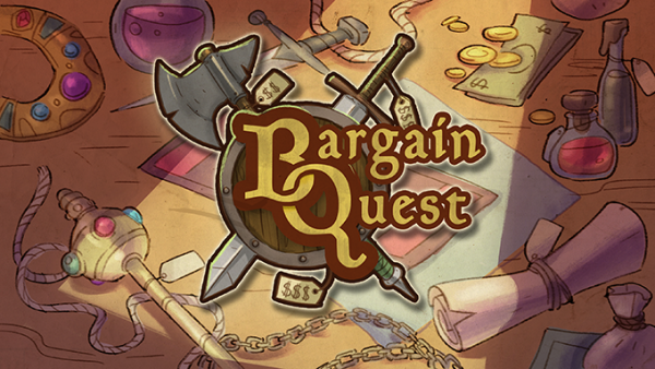 Bargain Quest Returns for a Second Printing on Kickstarter