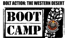 Bolt Action: The Western Desert Boot Camp Tickets [SOLD OUT!]
