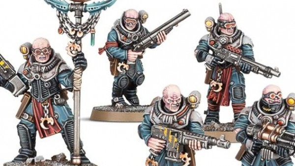 Grab Your Free Genestealer Cult Necromunda Download