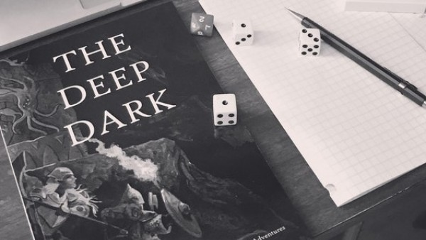 Delve Into Fantasy Adventures With The Deep Dark RPG