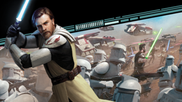 FFG Go Back To The Clone Wars In Star Wars: Edge Of The Empire