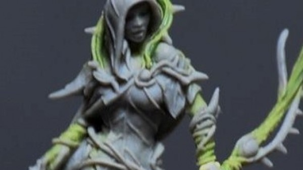 Ouroboros Reveal First Miniature In New Eldritch Series