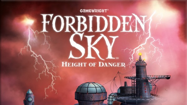 The Sky Is The Limit in Gamewright's New Forbidden Game