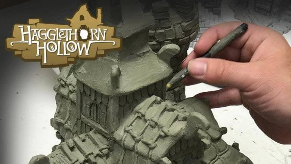 Explore Amazing Hagglethorn Terrain From Tabletop Troubadour Games