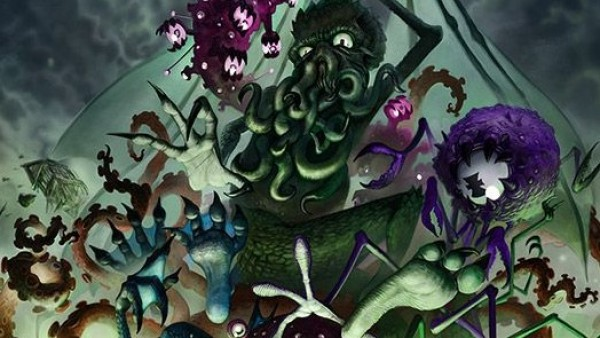 Twist Your Tentacles in A'Writhe: A Game of Eldritch Contortions