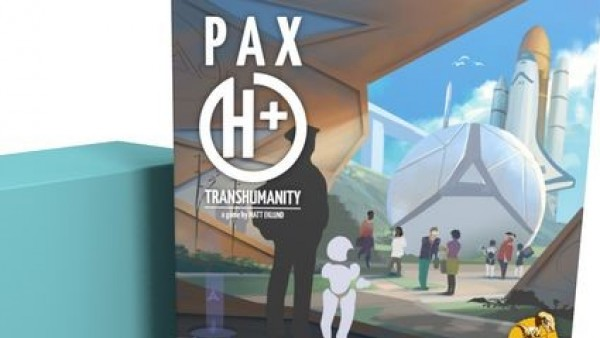 The Future's Bright, The Future's Sponsored With Pax Transhumanity